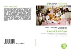 Buchcover von Speak
