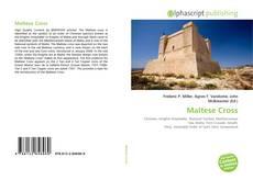 Bookcover of Maltese Cross