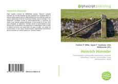 Portada del libro de Heinrich Himmler