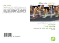 Bookcover of Clare Balding