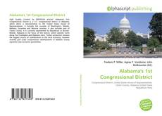 Bookcover of Alabama's 1st Congressional District