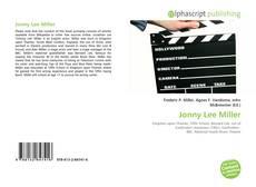 Jonny Lee Miller kitap kapağı