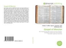 Bookcover of Gospel of Marcion