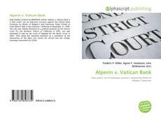 Alperin v. Vatican Bank kitap kapağı