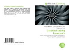 Bookcover of Graphical Editing Framework