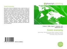 Couverture de Green economy