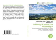 Copertina di Economy of Serbia and Montenegro