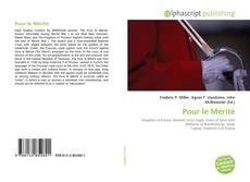 Bookcover of Pour le Mérite