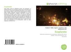 Capa do livro de Exoplanète