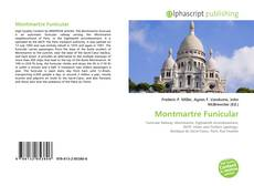 Bookcover of Montmartre Funicular
