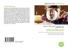 Обложка Wicked (Musical)