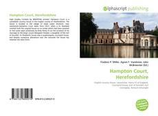 Copertina di Hampton Court, Herefordshire