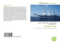 Bookcover of Flying P-Liner
