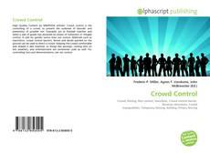 Couverture de Crowd Control