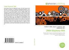 Capa do livro de 2004 Daytona 500