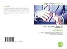 Capa do livro de Jim Leach