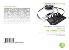 Borítókép a  The Duchess (Film) - hoz