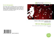 Bookcover of M.I.A. Discography
