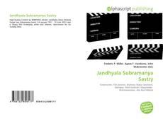 Bookcover of Jandhyala Subramanya Sastry