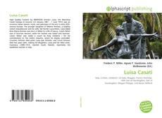 Copertina di Luisa Casati