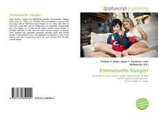 Couverture de Emmanuelle Vaugier