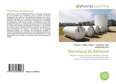 Bookcover of Thermique du Bâtiment