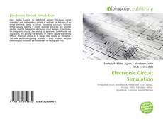 Capa do livro de Electronic Circuit Simulation
