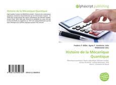 Histoire de la Mécanique Quantique kitap kapağı