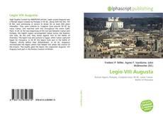 Portada del libro de Legio VIII Augusta