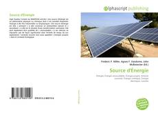 Bookcover of Source d'Énergie
