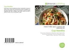 Portada del libro de Cup Noodles