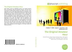 Copertina di The Original Amateur Hour