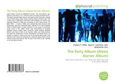 Capa do livro de The Party Album (Alexis Korner Album)