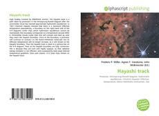 Portada del libro de Hayashi track