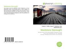 Portada del libro de Maidstone (borough)