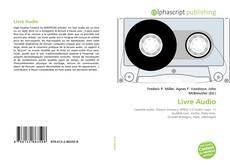 Bookcover of Livre Audio