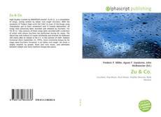 Обложка Zu
