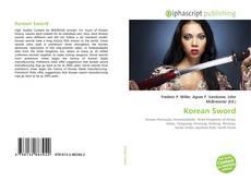 Bookcover of Korean Sword