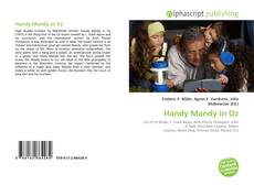 Bookcover of Handy Mandy in Oz