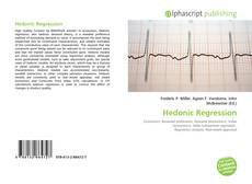Bookcover of Hedonic Regression