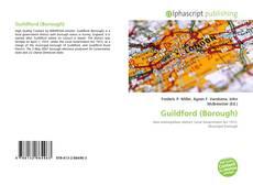 Portada del libro de Guildford (Borough)