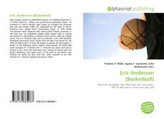Bookcover of Eric Anderson (Basketball)