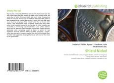 Shield Nickel的封面