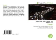 Buchcover von Street
