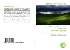 Bookcover of Typhoon Sudal