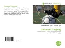 Bookcover of Emmanuel Frimpong