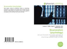 Portada del libro de Bicameralism (psychology)