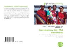 Contemporary Sant Mat movements kitap kapağı
