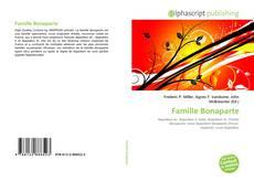 Capa do livro de Famille Bonaparte