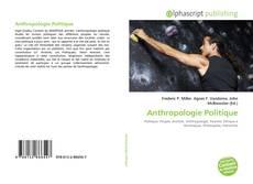 Capa do livro de Anthropologie Politique